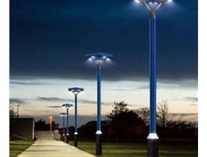 LED庭院灯安装距离多远合适呢?