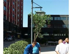 小区山西威廉希尔公司app庭院灯的风格特点是什么?金三普为您介绍