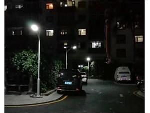 山西亚博体育app彩票路灯安装地点应该选四周排水顺畅的地方