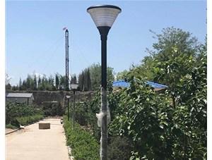 榆次乌金山公园亚博体育app彩票庭院灯和亚博体育app彩票草坪灯是金三普施工完成