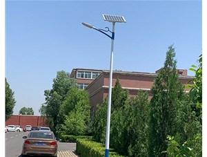 榆次工业园区亚博体育app彩票路灯是由山西金三普承接施工完成的,请看现场图