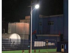 孝义煤矿8米亚博体育app彩票路灯是由山西金三普承接施工完成的