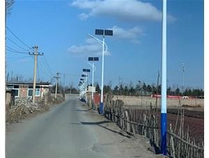 晋源区古城营村亚博体育app彩票路灯是由山西金三普承接完成的