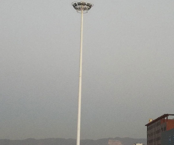 太原阳曲新能源物流(高杆灯)